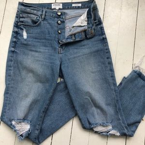 Frame Denim Le Original Jeans